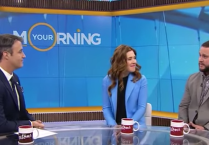 YOUR MORNING SHOW – BELL LET'S TALK