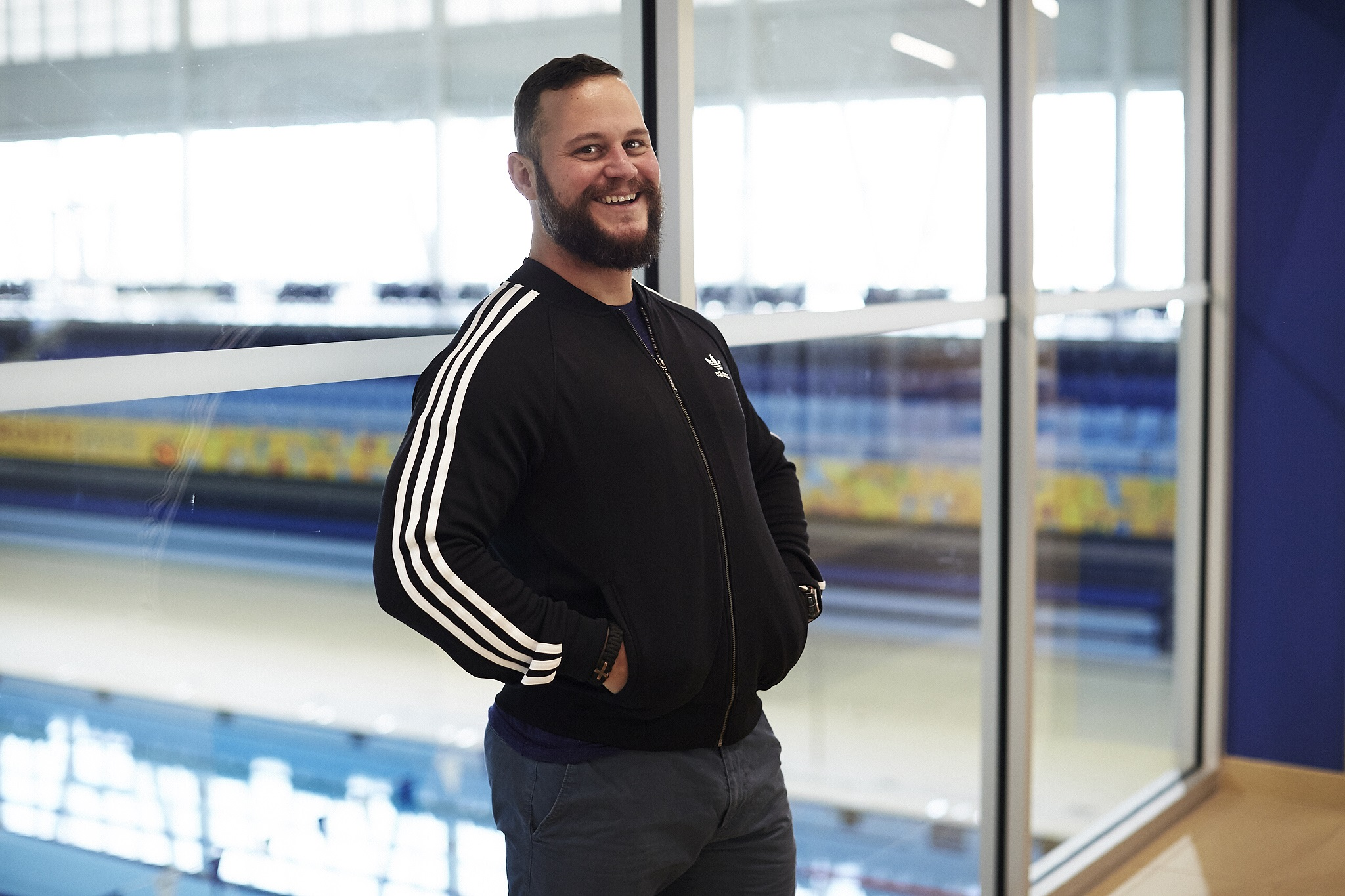 BELL LET'S TALK CAMPAIGN WITH INVICTUS GAMES ALUMNI BRUNO GUÉVREMONT